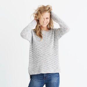 Madewell Leftbank Pullover Sweater